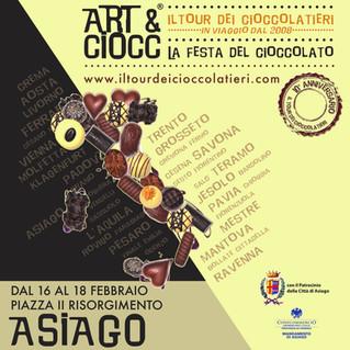 ART&CIOCC TORNA AD ASIAGO!!!
