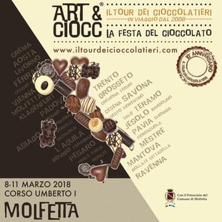 ART&CIOCC A MOLFETTA!!!