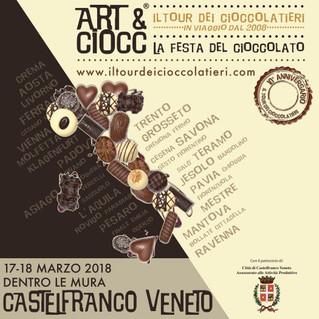 ART&CIOCC A CASTELFRANCO!!!