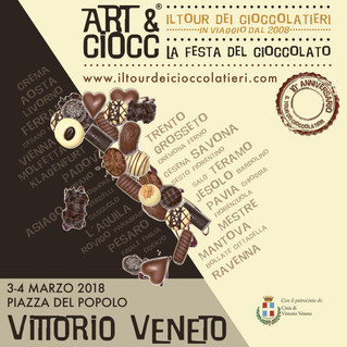 ART&CIOCC EDIZIONE INEDITA A VITTORIO VENETO!