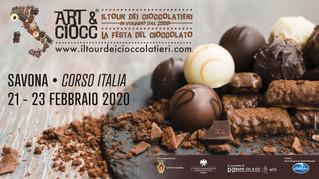 ART & CIOCC A SAVONA! Il Tour dei Cioccolatieri 2020