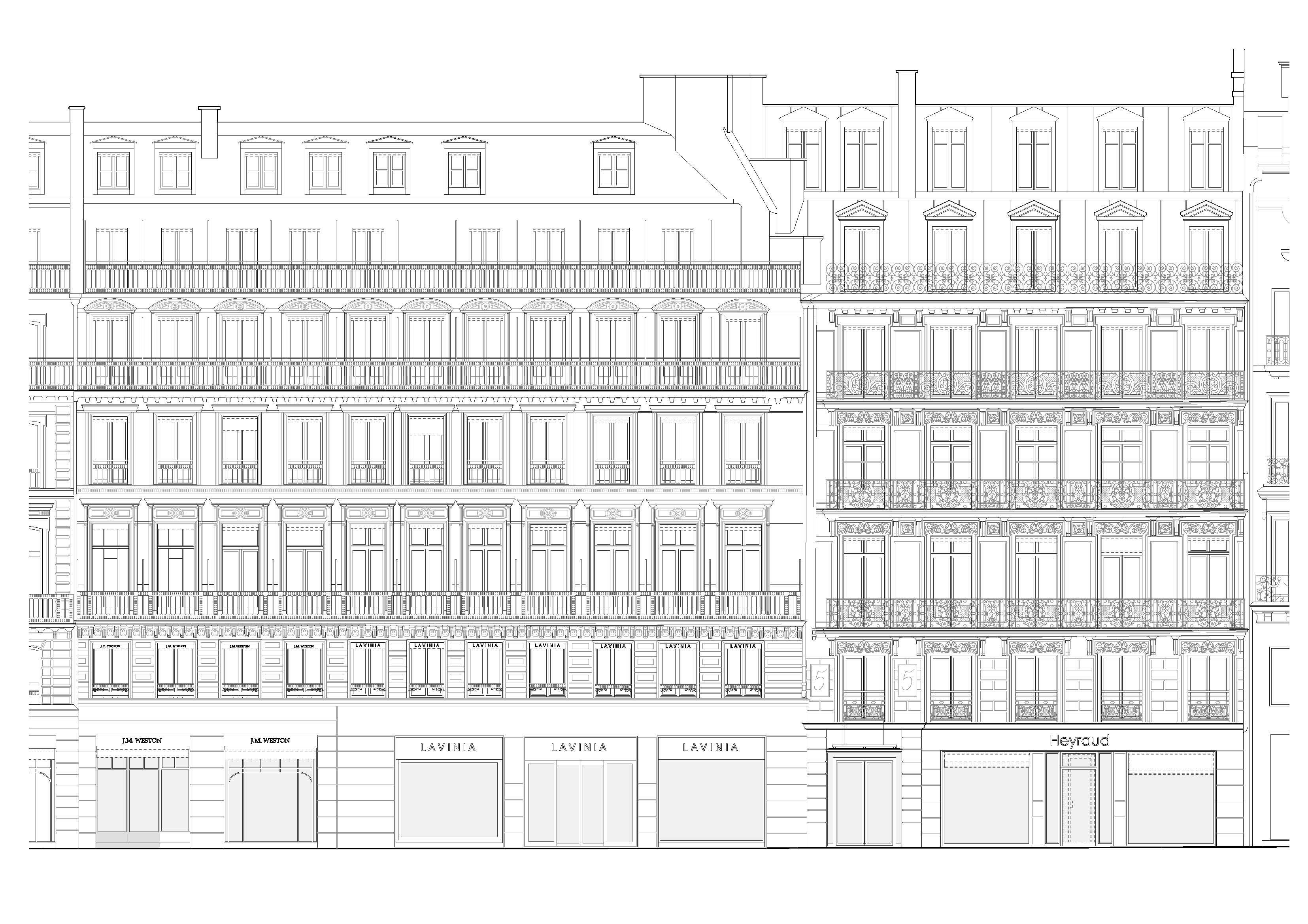 Immeuble Haussmannien