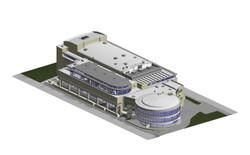 Palais de Congres-3D