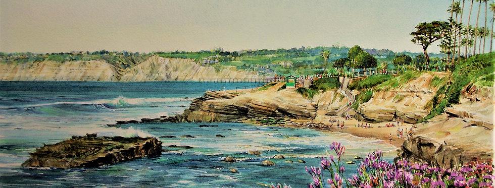 """""""La Jolla Cove"""""""