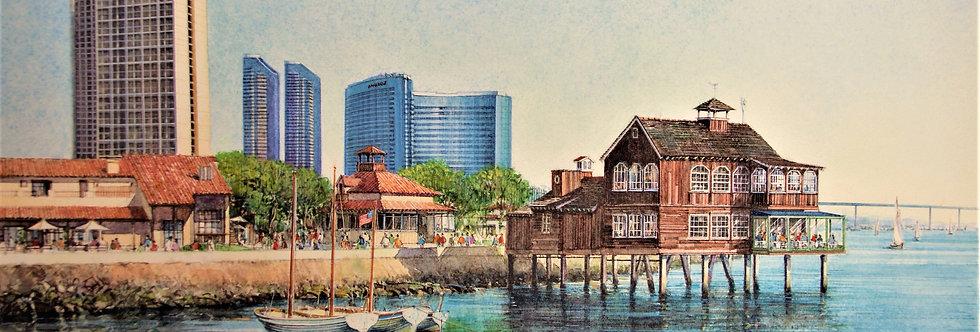 """"""" San Diego- Seaport Village"""""""