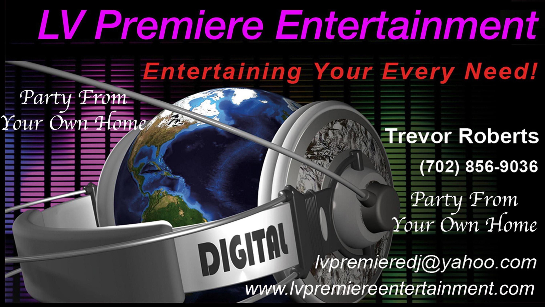Virtual DJ Party Experience