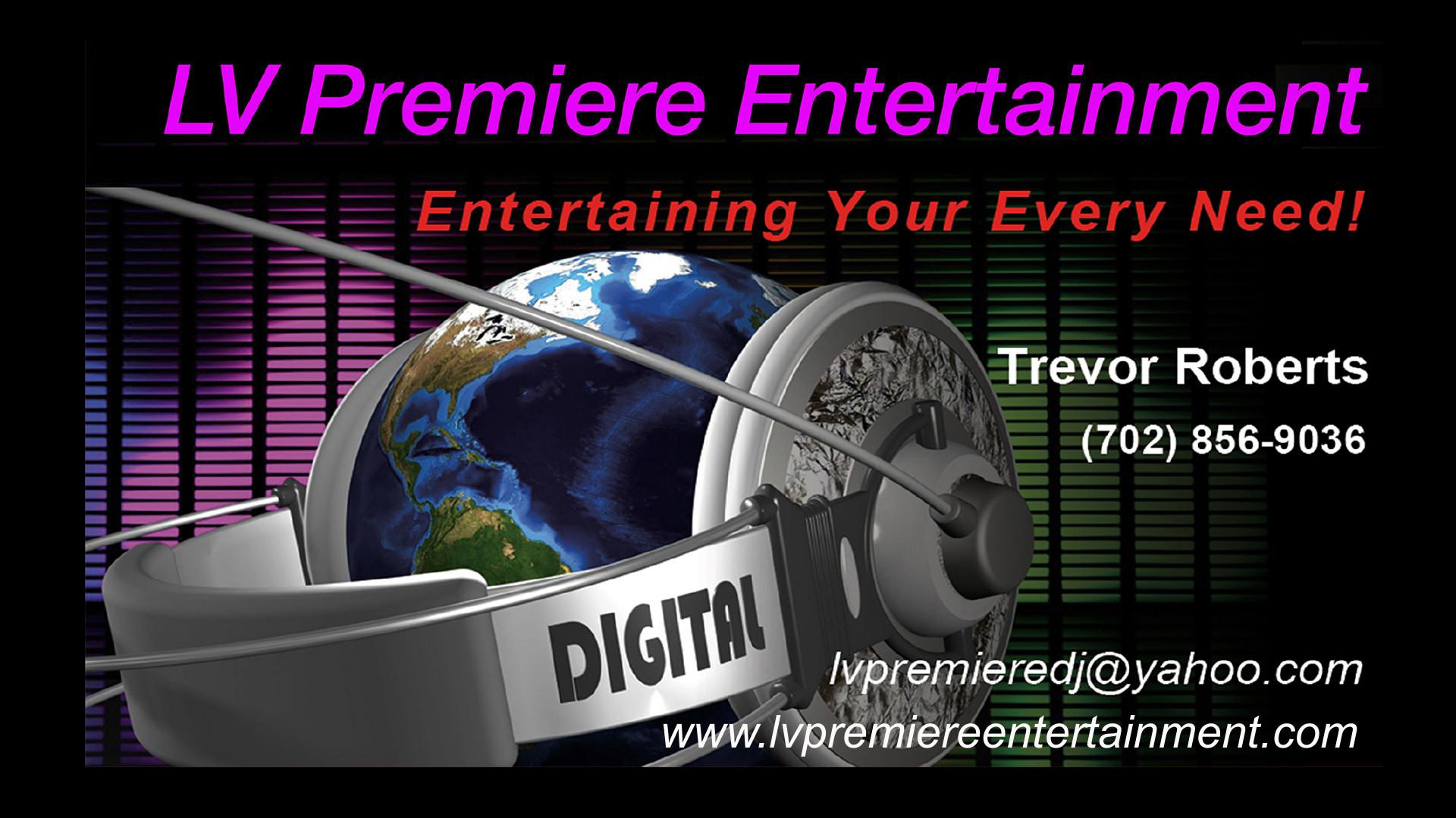 LV Premiere Entertainment Gift Card