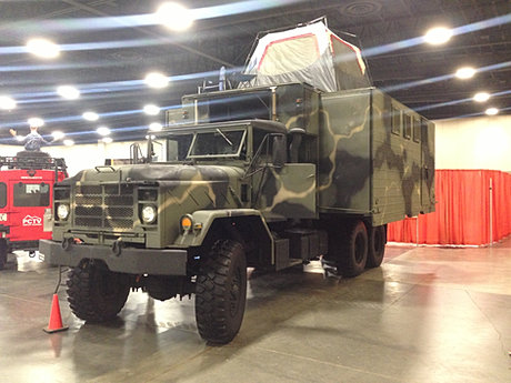 M934 Offroad Motorhome Rv Military Vehicles Army 5ton