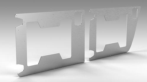 Humvee Signature Aluminum Accent panel -H