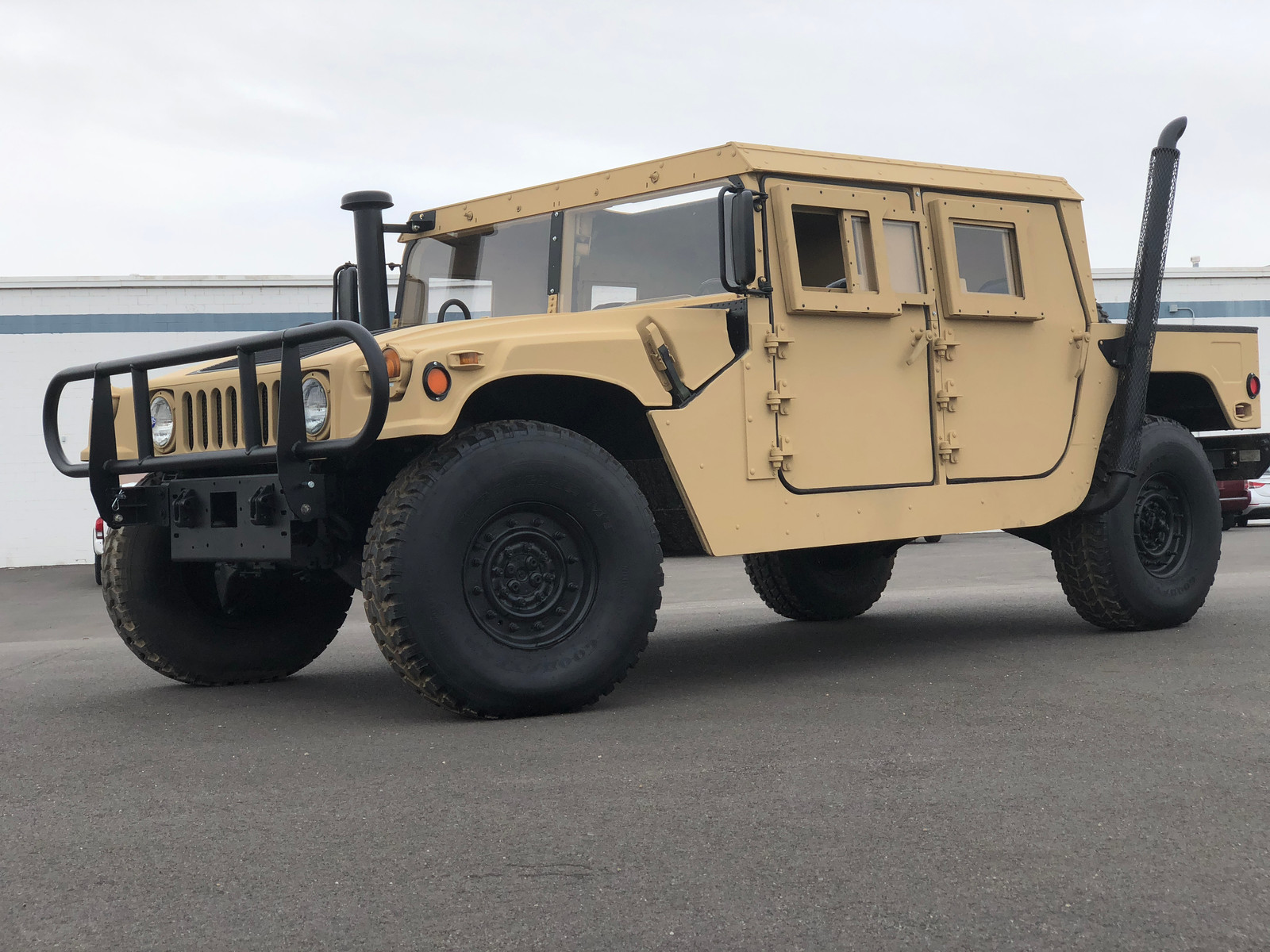 File on Hmmwv Wagon