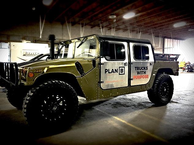Military Hummer Humvee Hmmwv H1 For Sale Utah