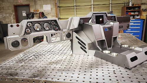 2020 Humvee HMMWV F-16 combat dash and console