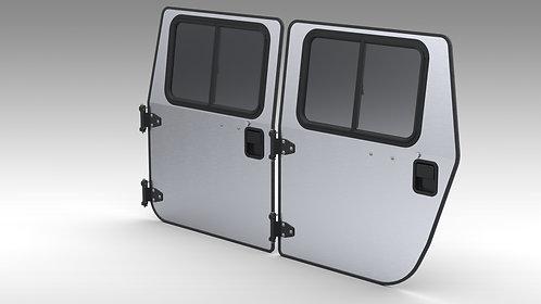 Humvee Gen 2 Aluminum Doors