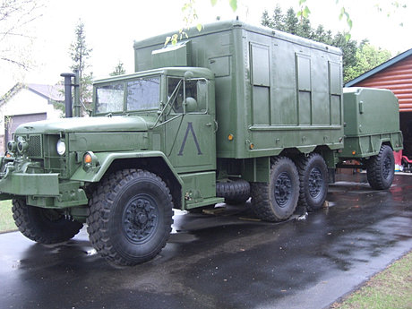 Military Army Bobbed Deuce And Half And 5 Ton Truck Tires