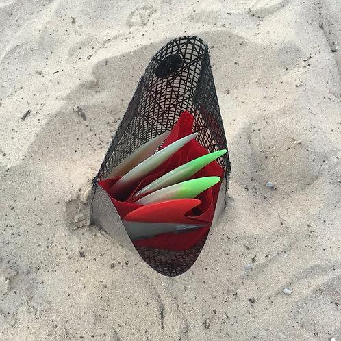 Eco Surf (Short board) FIN wallet