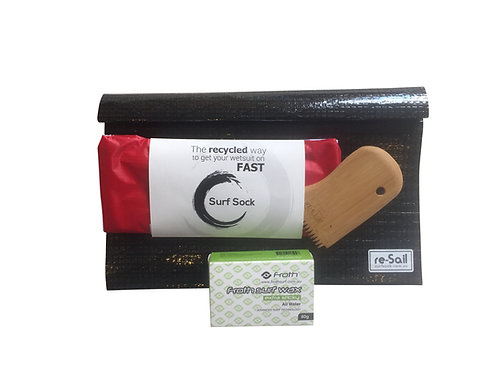 re-Sail Pouch + Surf Sock Gift Pack