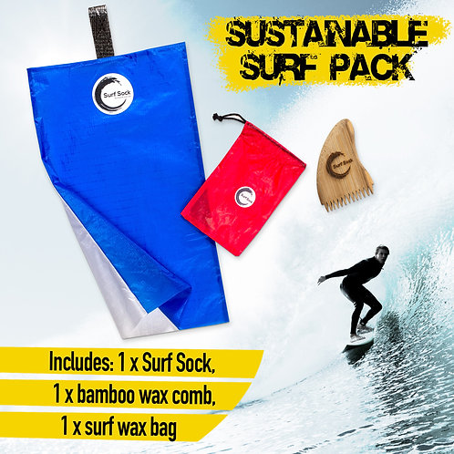 Sustainable Surf Pack