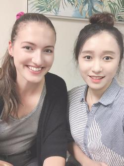 Korean class in Coquitlam