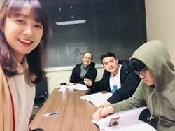 Beginner Korean group class -1