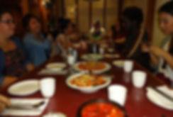 mandarin restaurant night