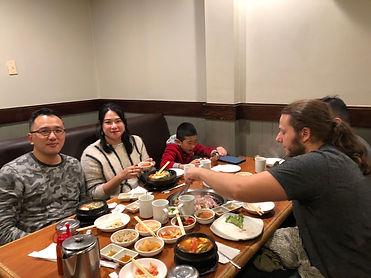 My Language Connect Korean Restaurant Ni
