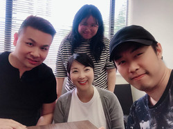 Korean Group class