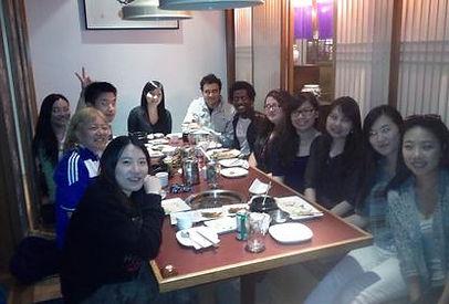 mandarin meet up