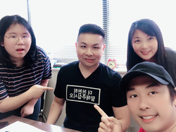 Korean Language Group class in Vancouver