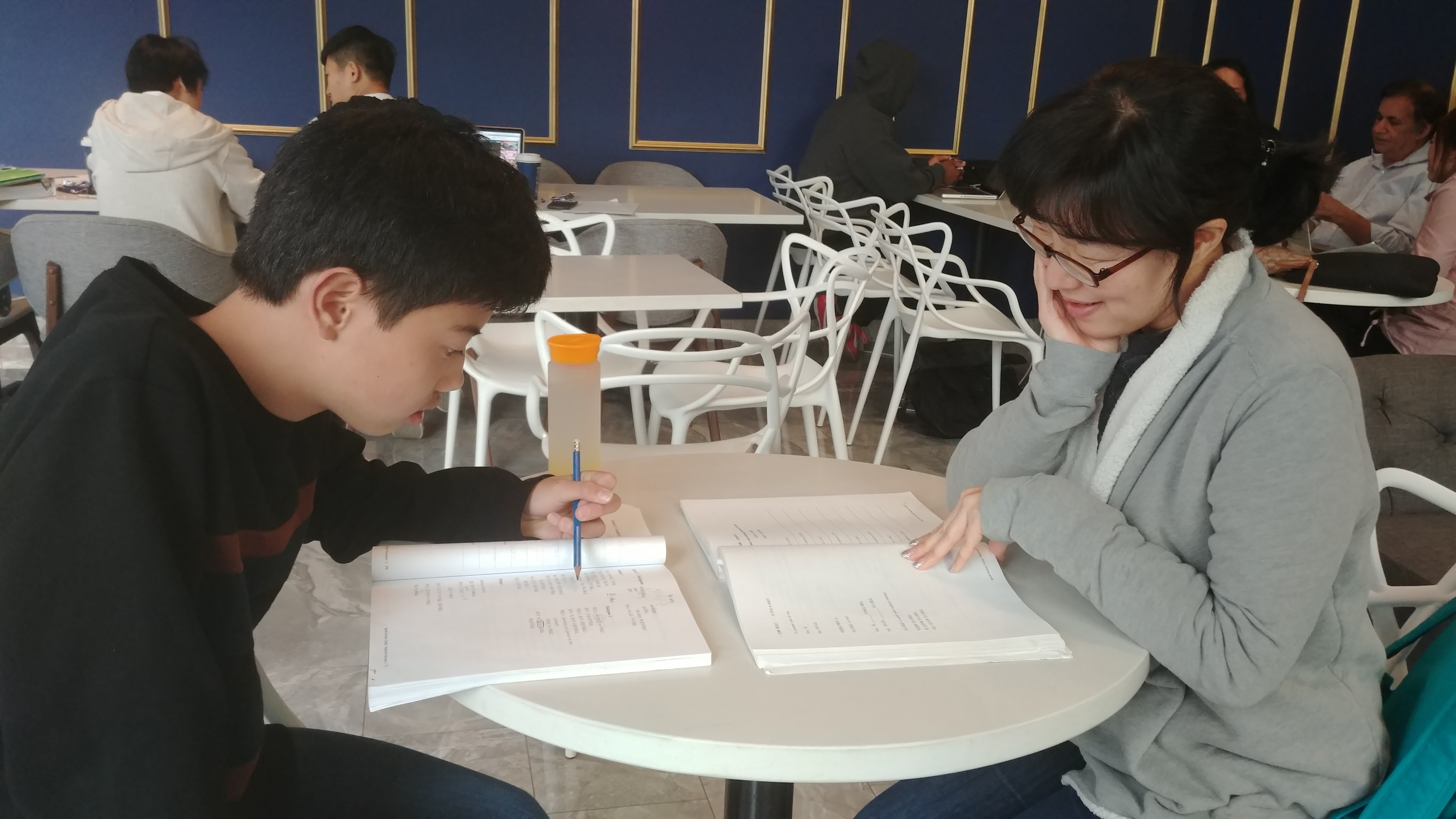 My Language Connect Korean Class