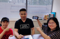 Korean Group Class in Vancouver