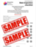 Slab or Base Inspection Checklist