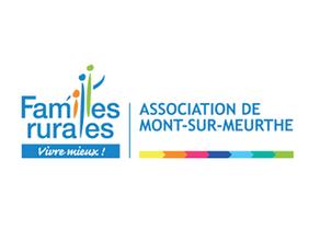 Ingénierie de soutien de l'association Familles Rurales de Mont sur Meurthe