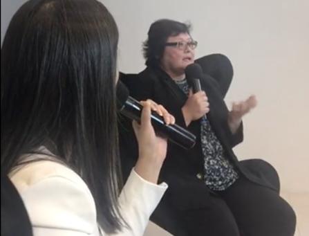 Entrevista de Juliana Niza com Cristina Koga - Maratona de Sucesso - LIVE #2