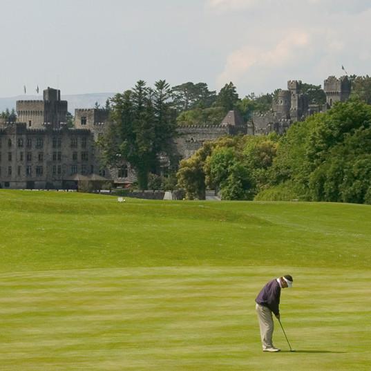 Golf at Ashford Castle