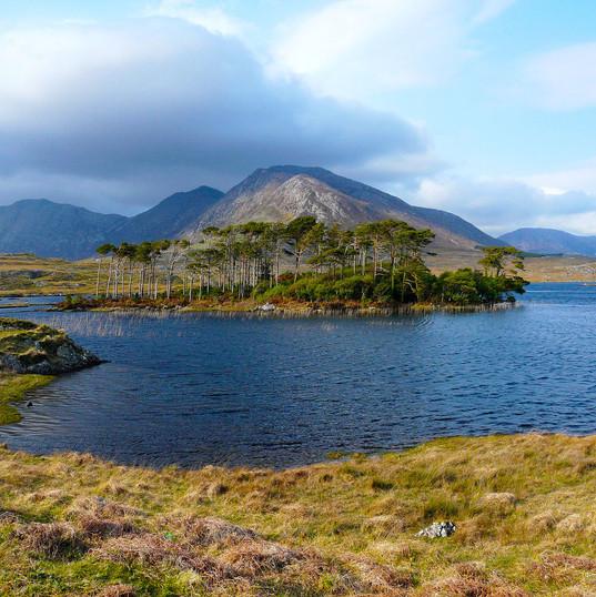 Derrynane Lake Connemara