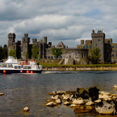 Take a boat trip out to the anceint Inchagoill Island from Cong