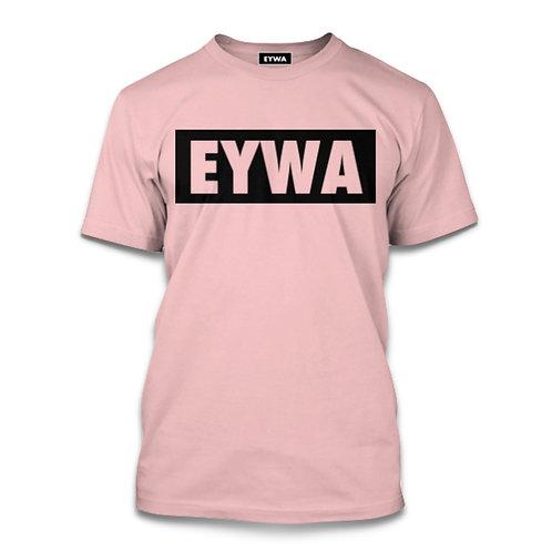 EYWA Pink Blackout T-Shirt