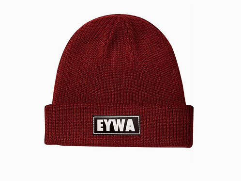 Red EYWA Beanie
