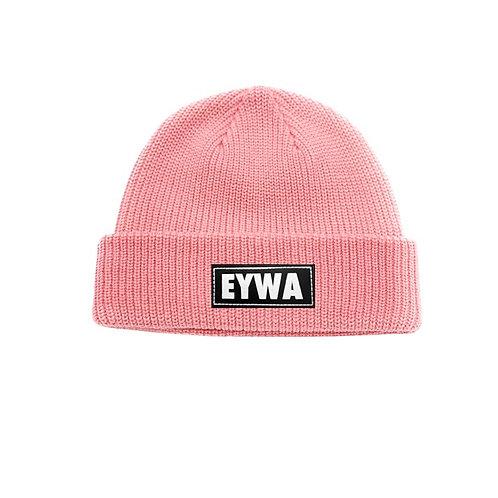 Pink EYWA Beanie