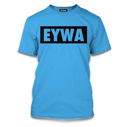 EYWA Blue Blackout T-Shirt