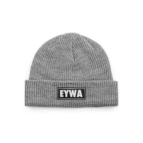 Grey EYWA Beanie
