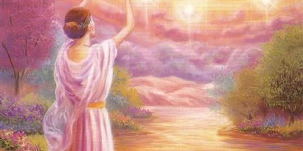 Toucher Archangélique, Ouverture du Coeur, Guidance de l'âme, Soi