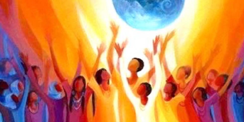LIVE Méditation FB - La Synchronicité Vibration du Coeur de Gaia
