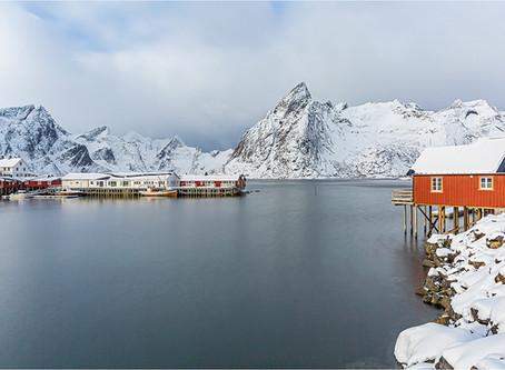 Norway - He Did It Again!