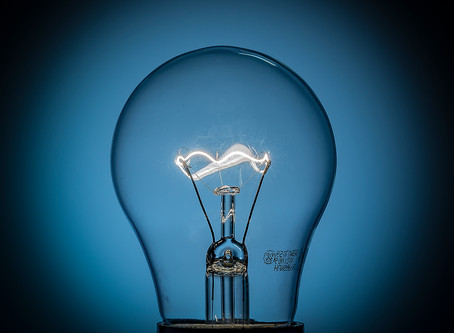 Come on baby light my bulb!