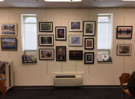 Caldwell Library Exhibition