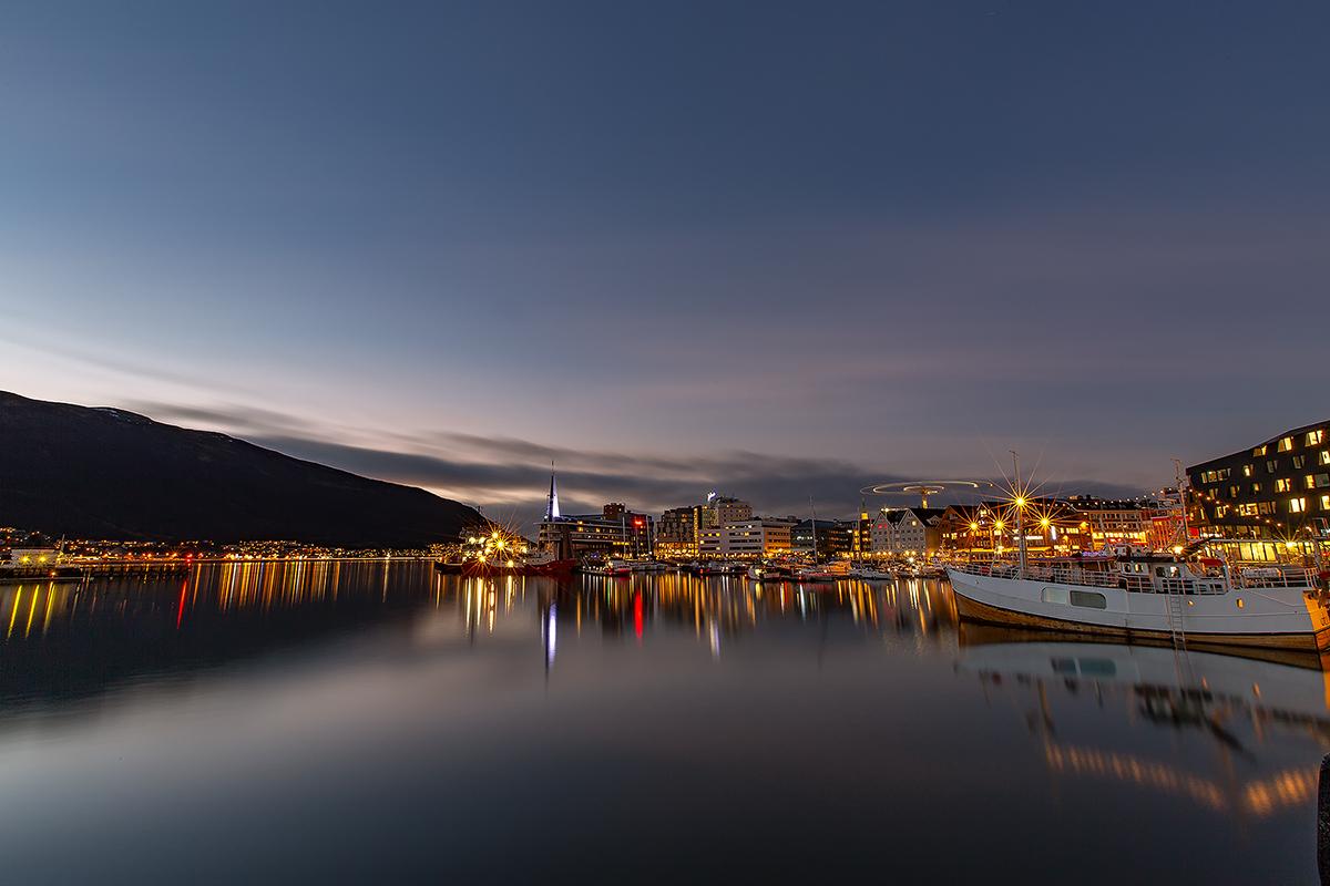 Tromso Awakens
