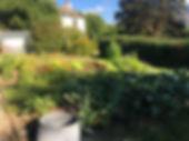 Beckfoot Veg garden