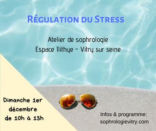 Atelier collectif Régulation du Stress