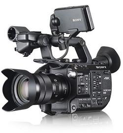 Sony FS5 w 18-105 lens